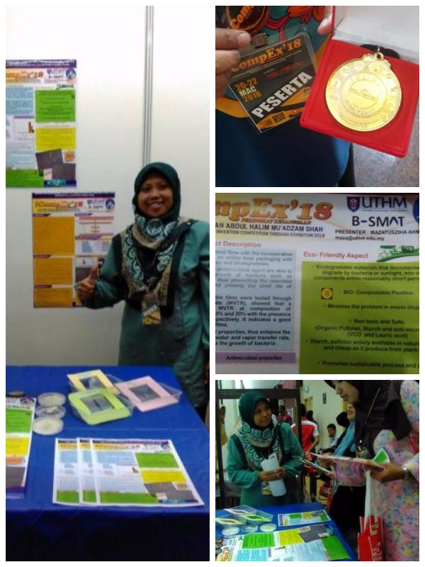Gold medal iComplex 2018 Dr Ziha