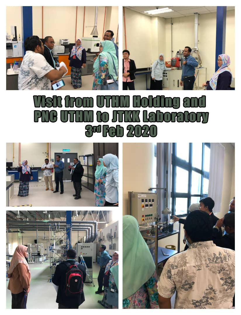 L Visit from UTHM Holding