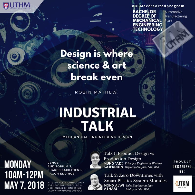 7mei18.industrial talk